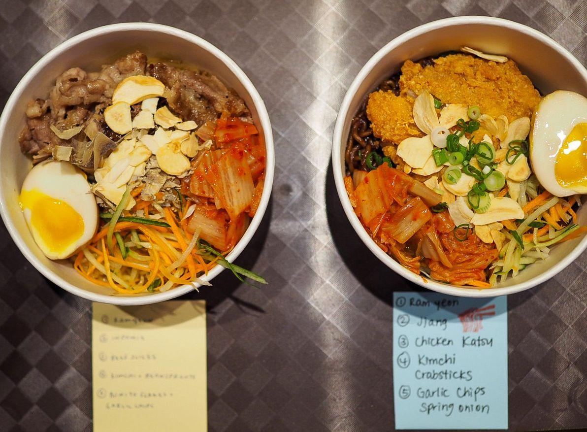 soul good noodle bar noodles at eatbox