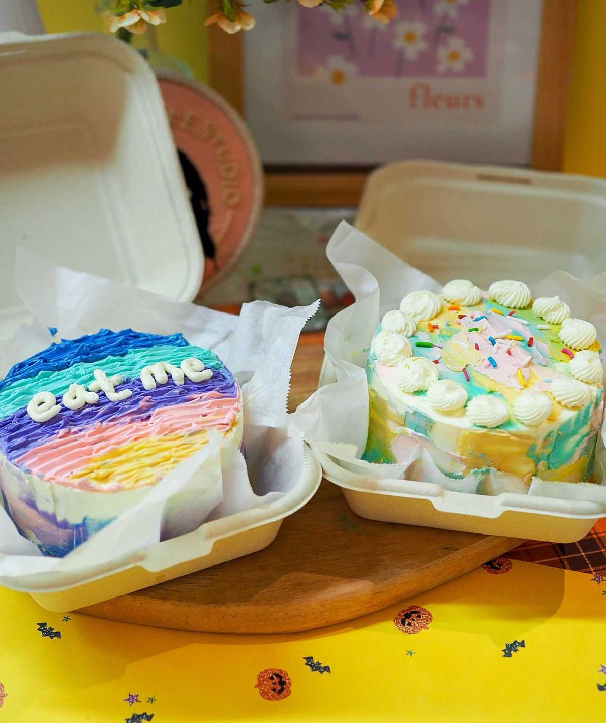 Galore Bake Studio: Decorate Your Very Own Bento Box Cake at This Cute Workshop in Singapore